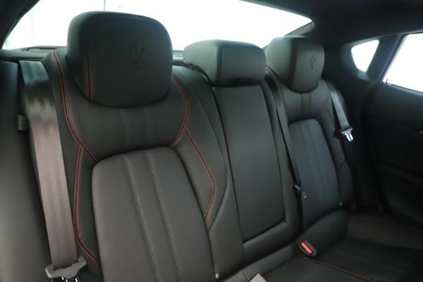 New 2019 Maserati Quattroporte S Q4 GranSport for sale $130,855 at Bentley Greenwich in Greenwich CT 06830 26