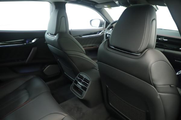 New 2019 Maserati Quattroporte S Q4 GranSport for sale $130,855 at Bentley Greenwich in Greenwich CT 06830 28
