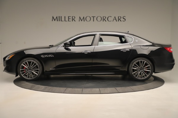 New 2019 Maserati Quattroporte S Q4 GranSport for sale Sold at Bentley Greenwich in Greenwich CT 06830 3