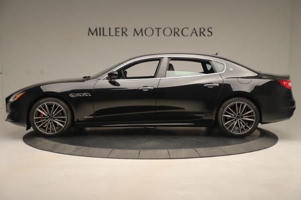New 2019 Maserati Quattroporte S Q4 GranSport for sale $130,855 at Bentley Greenwich in Greenwich CT 06830 3