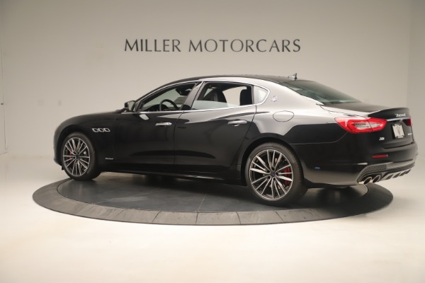 New 2019 Maserati Quattroporte S Q4 GranSport for sale $130,855 at Bentley Greenwich in Greenwich CT 06830 4