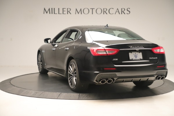 New 2019 Maserati Quattroporte S Q4 GranSport for sale Sold at Bentley Greenwich in Greenwich CT 06830 5
