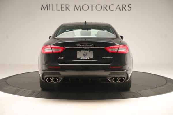 New 2019 Maserati Quattroporte S Q4 GranSport for sale Sold at Bentley Greenwich in Greenwich CT 06830 6