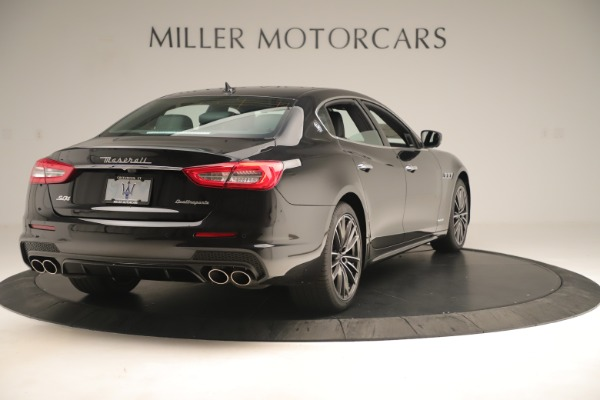New 2019 Maserati Quattroporte S Q4 GranSport for sale Sold at Bentley Greenwich in Greenwich CT 06830 7