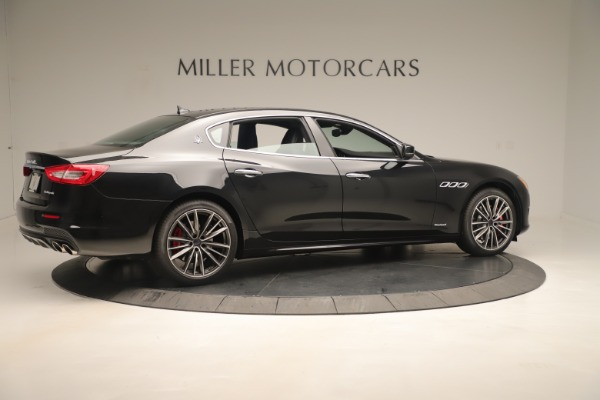 New 2019 Maserati Quattroporte S Q4 GranSport for sale Sold at Bentley Greenwich in Greenwich CT 06830 8