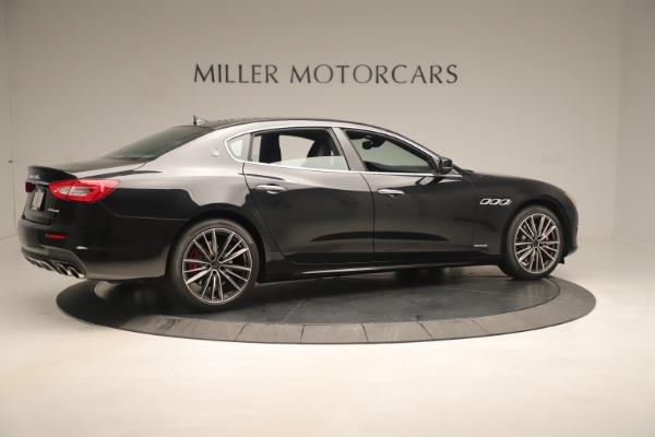New 2019 Maserati Quattroporte S Q4 GranSport for sale $130,855 at Bentley Greenwich in Greenwich CT 06830 8
