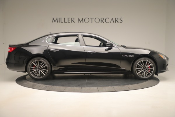 New 2019 Maserati Quattroporte S Q4 GranSport for sale Sold at Bentley Greenwich in Greenwich CT 06830 9