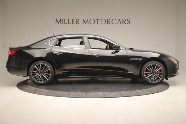 New 2019 Maserati Quattroporte S Q4 GranSport for sale $130,855 at Bentley Greenwich in Greenwich CT 06830 9
