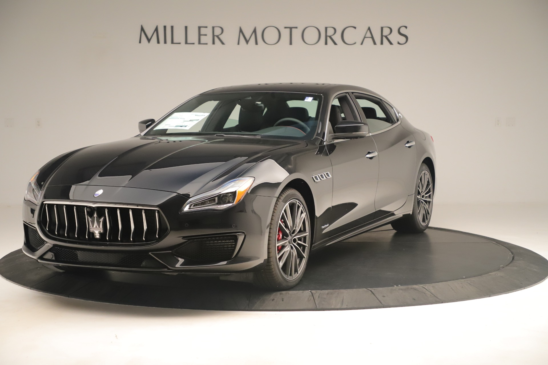 New 2019 Maserati Quattroporte S Q4 GranSport for sale Sold at Bentley Greenwich in Greenwich CT 06830 1
