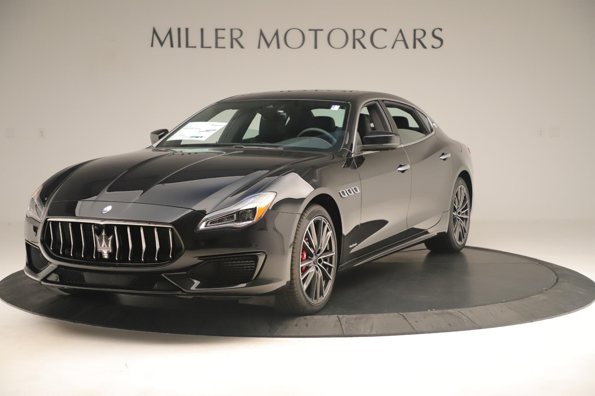 New 2019 Maserati Quattroporte S Q4 GranSport for sale $130,855 at Bentley Greenwich in Greenwich CT 06830 1