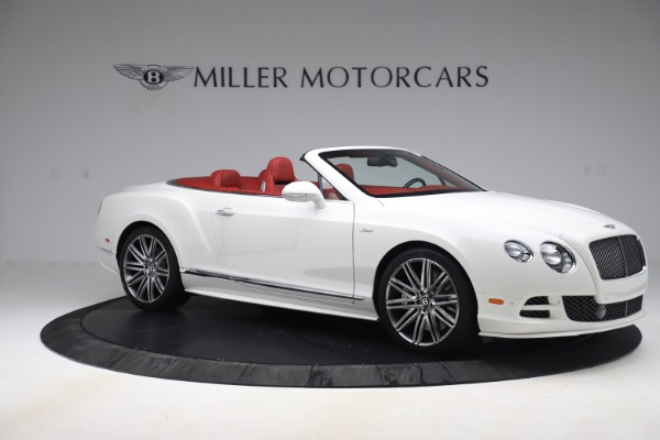 Used 2015 Bentley Continental GT Speed for sale Sold at Bentley Greenwich in Greenwich CT 06830 10