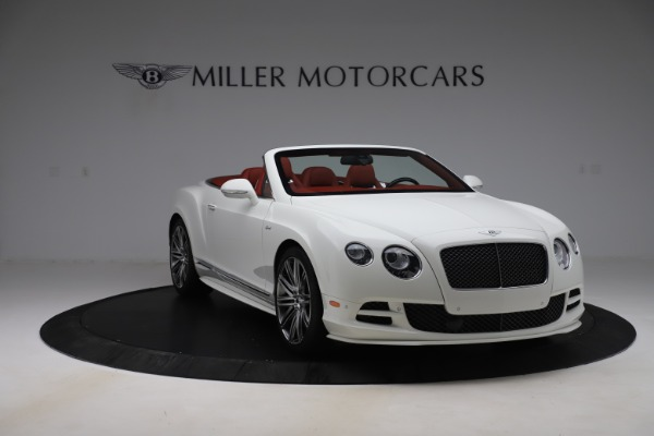 Used 2015 Bentley Continental GT Speed for sale Sold at Bentley Greenwich in Greenwich CT 06830 11