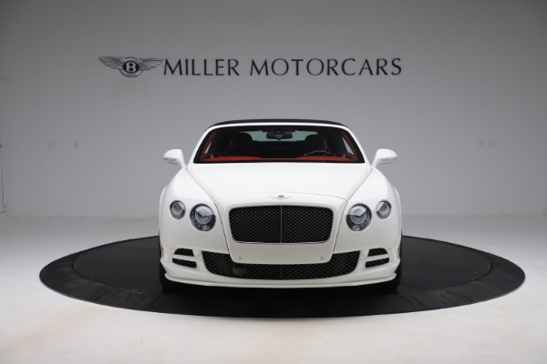Used 2015 Bentley Continental GT Speed for sale Sold at Bentley Greenwich in Greenwich CT 06830 12