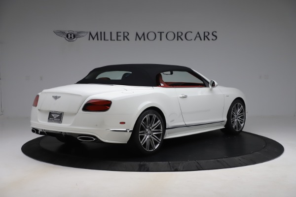 Used 2015 Bentley Continental GT Speed for sale Sold at Bentley Greenwich in Greenwich CT 06830 17
