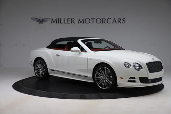 Used 2015 Bentley Continental GT Speed for sale Sold at Bentley Greenwich in Greenwich CT 06830 19