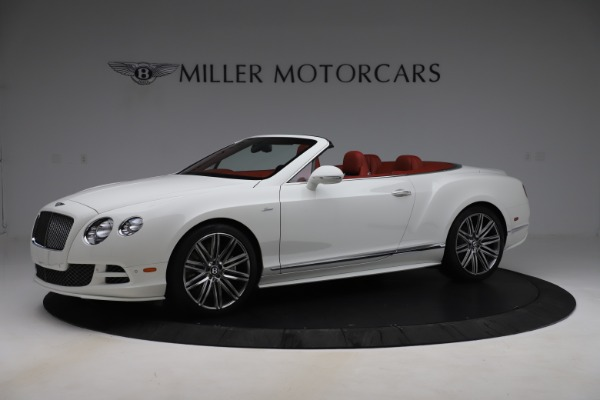 Used 2015 Bentley Continental GT Speed for sale Sold at Bentley Greenwich in Greenwich CT 06830 2