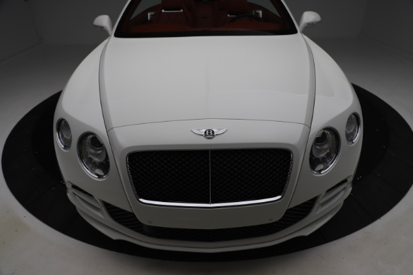 Used 2015 Bentley Continental GT Speed for sale Sold at Bentley Greenwich in Greenwich CT 06830 21