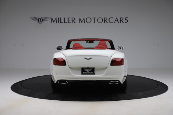 Used 2015 Bentley Continental GT Speed for sale Sold at Bentley Greenwich in Greenwich CT 06830 6