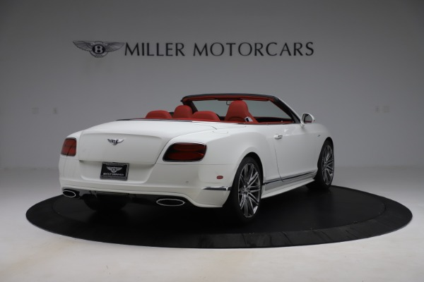 Used 2015 Bentley Continental GT Speed for sale Sold at Bentley Greenwich in Greenwich CT 06830 7