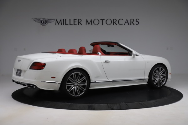 Used 2015 Bentley Continental GT Speed for sale Sold at Bentley Greenwich in Greenwich CT 06830 8