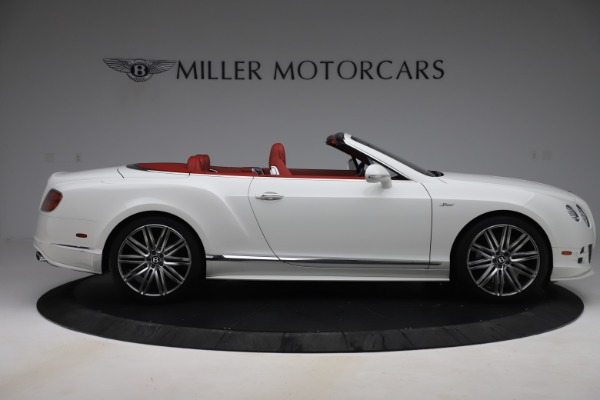 Used 2015 Bentley Continental GT Speed for sale Sold at Bentley Greenwich in Greenwich CT 06830 9