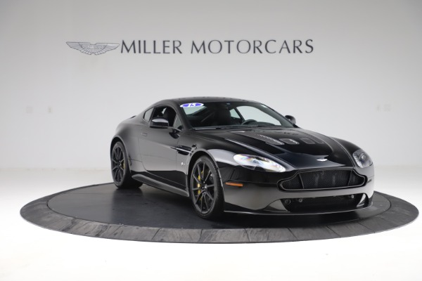 Used 2015 Aston Martin V12 Vantage S Coupe for sale $99,900 at Bentley Greenwich in Greenwich CT 06830 10