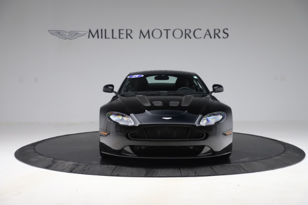 Used 2015 Aston Martin V12 Vantage S Coupe for sale $99,900 at Bentley Greenwich in Greenwich CT 06830 11