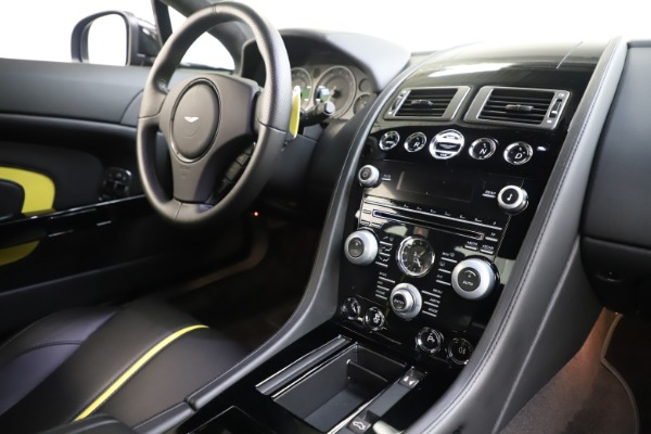Used 2015 Aston Martin V12 Vantage S Coupe for sale $99,900 at Bentley Greenwich in Greenwich CT 06830 15