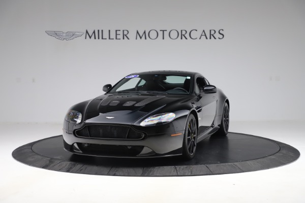 Used 2015 Aston Martin V12 Vantage S Coupe for sale $99,900 at Bentley Greenwich in Greenwich CT 06830 2
