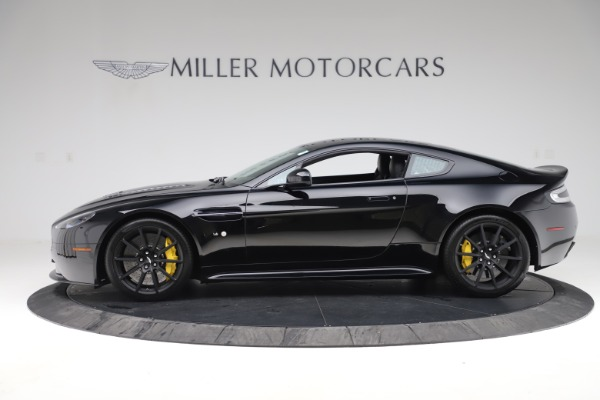 Used 2015 Aston Martin V12 Vantage S Coupe for sale $99,900 at Bentley Greenwich in Greenwich CT 06830 3