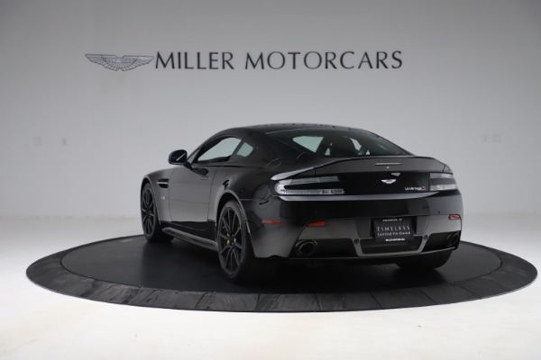Used 2015 Aston Martin V12 Vantage S Coupe for sale $99,900 at Bentley Greenwich in Greenwich CT 06830 5