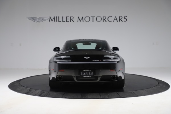 Used 2015 Aston Martin V12 Vantage S Coupe for sale $99,900 at Bentley Greenwich in Greenwich CT 06830 6