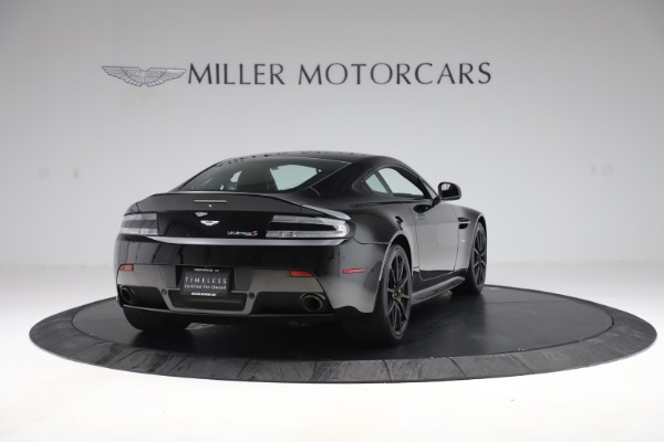 Used 2015 Aston Martin V12 Vantage S Coupe for sale $99,900 at Bentley Greenwich in Greenwich CT 06830 7