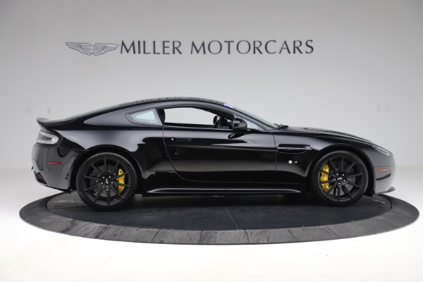 Used 2015 Aston Martin V12 Vantage S Coupe for sale $99,900 at Bentley Greenwich in Greenwich CT 06830 8