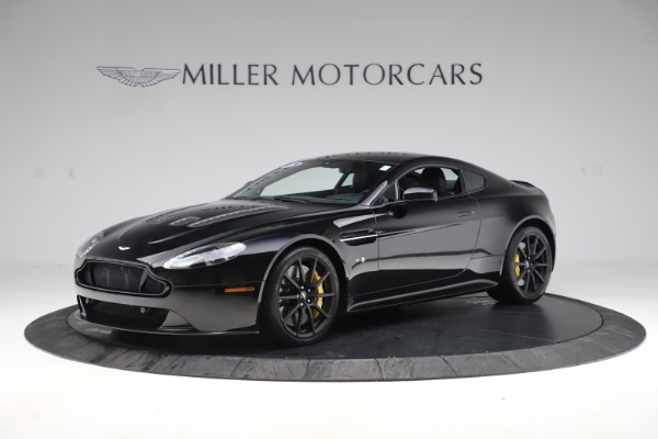 Used 2015 Aston Martin V12 Vantage S Coupe for sale $99,900 at Bentley Greenwich in Greenwich CT 06830 1