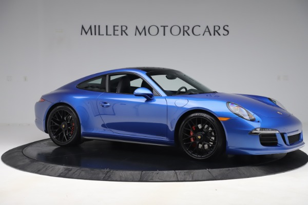 Used 2015 Porsche 911 Carrera GTS for sale Sold at Bentley Greenwich in Greenwich CT 06830 11