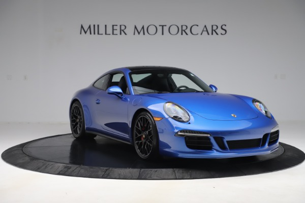 Used 2015 Porsche 911 Carrera GTS for sale Sold at Bentley Greenwich in Greenwich CT 06830 12