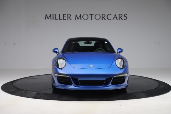 Used 2015 Porsche 911 Carrera GTS for sale Sold at Bentley Greenwich in Greenwich CT 06830 13