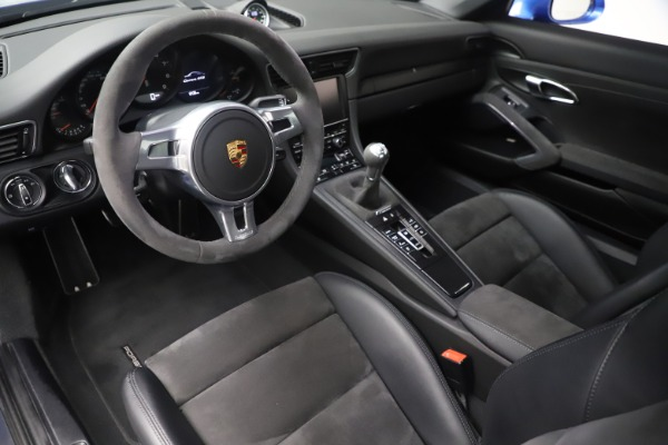Used 2015 Porsche 911 Carrera GTS for sale Sold at Bentley Greenwich in Greenwich CT 06830 14