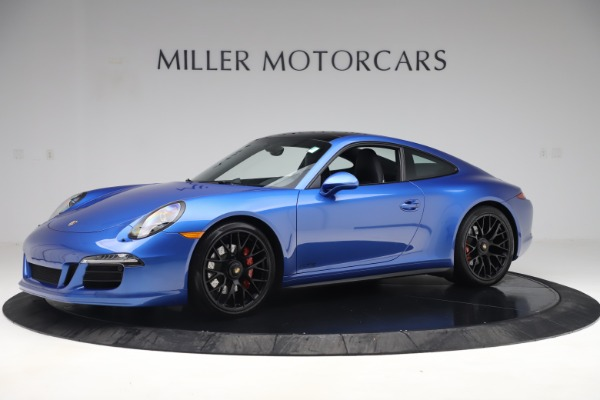 Used 2015 Porsche 911 Carrera GTS for sale Sold at Bentley Greenwich in Greenwich CT 06830 3