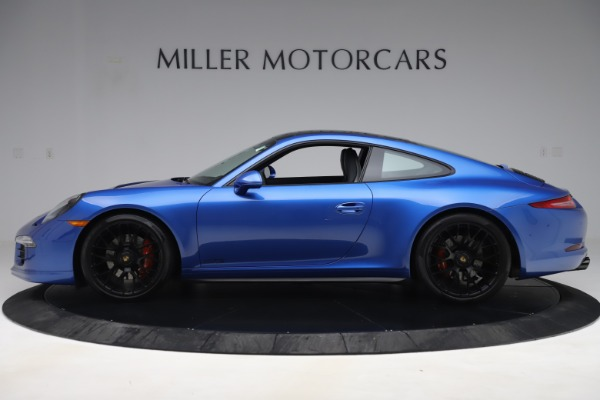 Used 2015 Porsche 911 Carrera GTS for sale Sold at Bentley Greenwich in Greenwich CT 06830 4