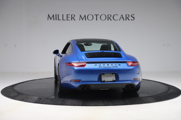 Used 2015 Porsche 911 Carrera GTS for sale Sold at Bentley Greenwich in Greenwich CT 06830 6