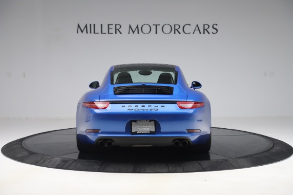 Used 2015 Porsche 911 Carrera GTS for sale Sold at Bentley Greenwich in Greenwich CT 06830 7