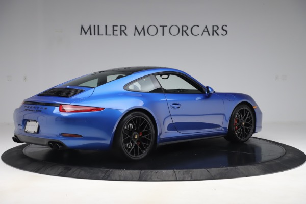 Used 2015 Porsche 911 Carrera GTS for sale Sold at Bentley Greenwich in Greenwich CT 06830 9