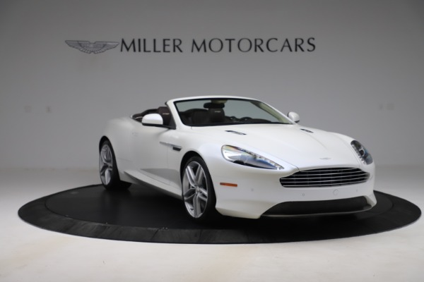 Used 2012 Aston Martin Virage Volante for sale Sold at Bentley Greenwich in Greenwich CT 06830 11