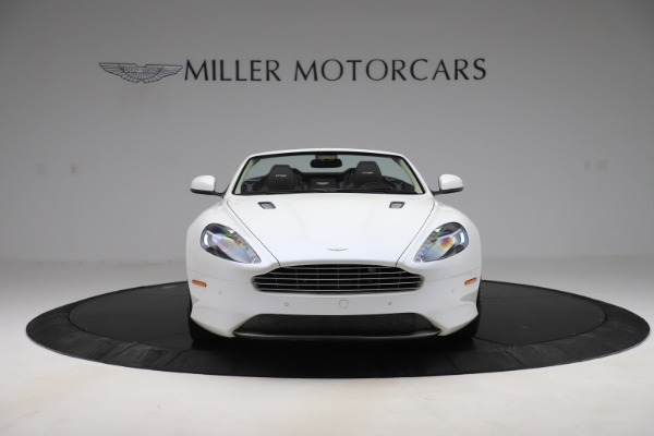Used 2012 Aston Martin Virage Volante for sale Sold at Bentley Greenwich in Greenwich CT 06830 12