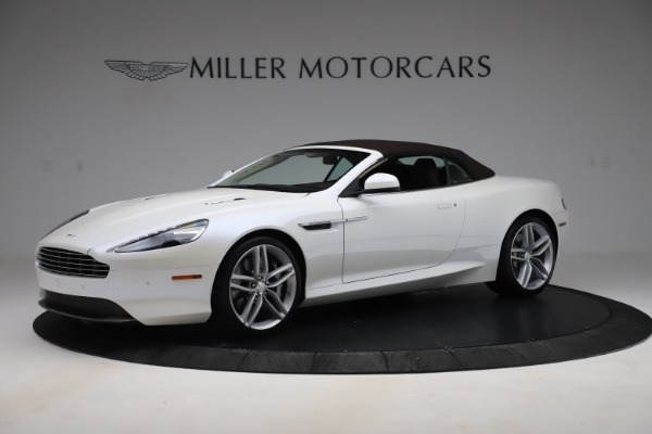 Used 2012 Aston Martin Virage Volante for sale Sold at Bentley Greenwich in Greenwich CT 06830 18