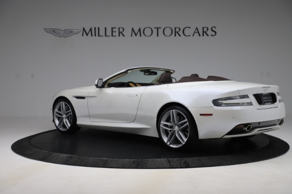 Used 2012 Aston Martin Virage Volante for sale Sold at Bentley Greenwich in Greenwich CT 06830 4