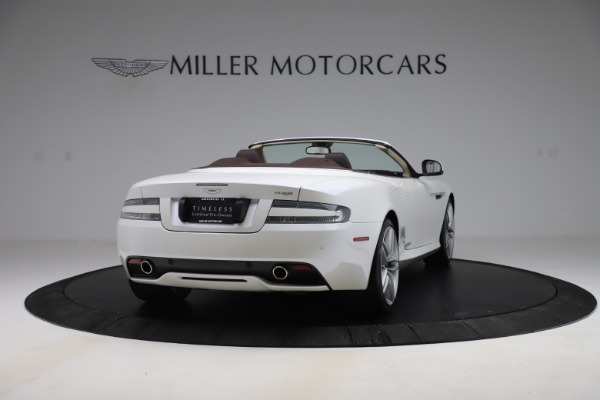 Used 2012 Aston Martin Virage Volante for sale Sold at Bentley Greenwich in Greenwich CT 06830 7