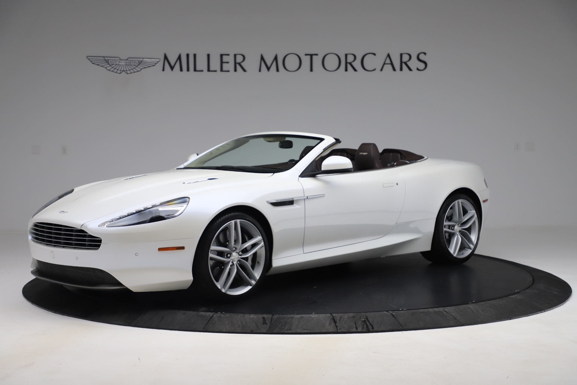 Used 2012 Aston Martin Virage Volante for sale Sold at Bentley Greenwich in Greenwich CT 06830 1